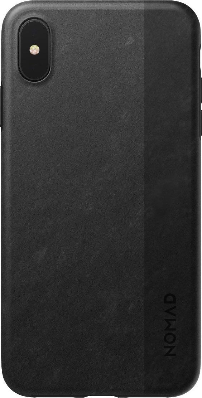 Nomad Σκληρή Carbon Fiber Θήκη iPhone XS Max - Black (NM21TX0000)