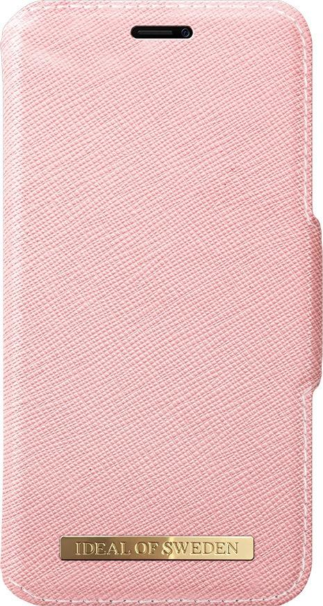 Ideal Of Sweden Θήκη - Πορτοφόλι iPhone X / XS - Pink (IDFW-I8-51)