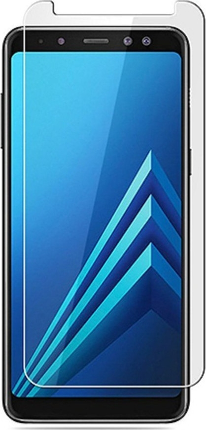 Celly Tempered Glass Samsung Galaxy A8 2018 - 0.3mm (EASY705)