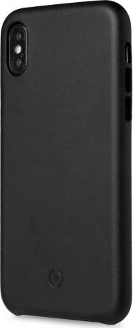 Celly Superior Θήκη iPhone XS Max - Black (SUPERIOR999BK)