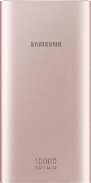 Samsung Φορητή Μπαταρία Φόρτισης (Power Bank) - 10000Mah 2 Θύρες USB - Type-C - Pink (EP-P1100CPEGWW)