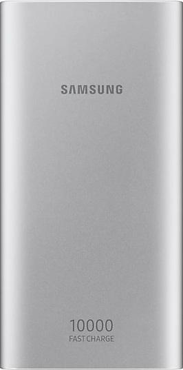 Samsung Φορητή Μπαταρία Φόρτισης (Power Bank) - 10000Mah 2 Θύρες USB - Type-C - Silver (EP-P1100CSEGWW)