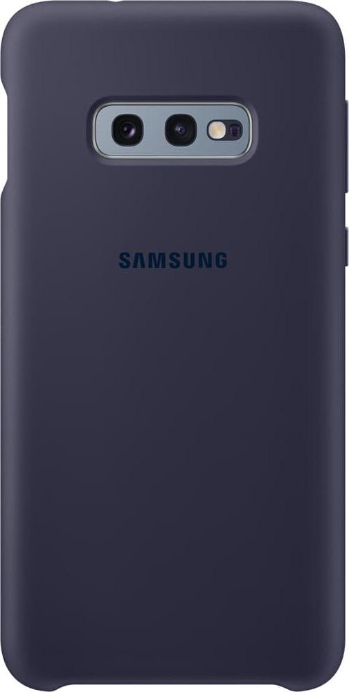Official Samsung Θήκη Σιλικόνης Samsung Galaxy S10e - Navy (EF-PG970TNEGWW)