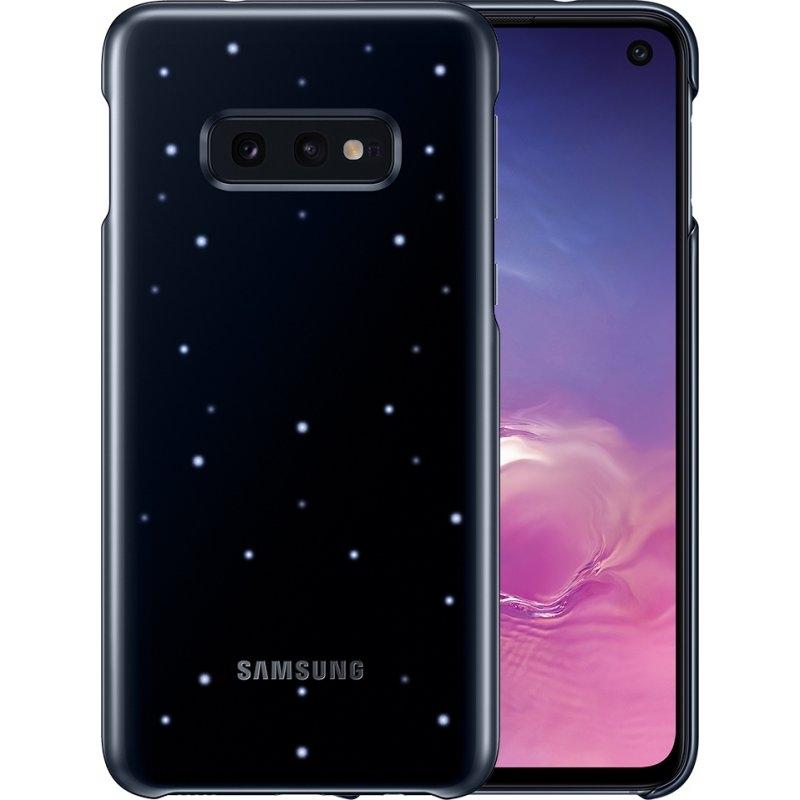 Official Samsung Led Cover Samsung Galaxy S10e - Black (EF-KG970CBEGWW)