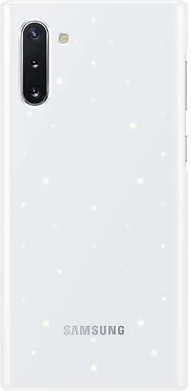 Official Samsung Led Cover Samsung Galaxy Note 10 - White (EF-KN970CWEGWW)