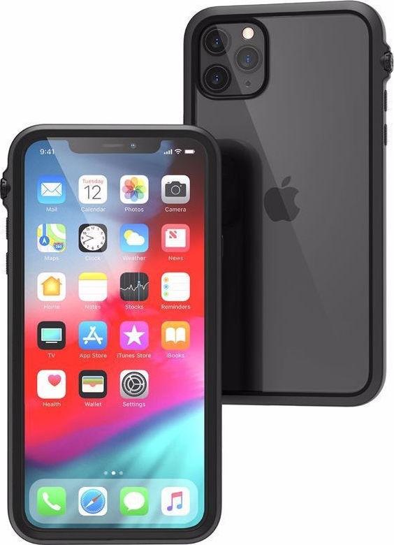 Catalyst Θήκη Impact Protection iPhone 11 Pro Max - Stealth Black (CATDRPH11BLKL)