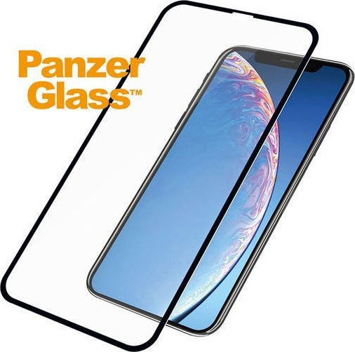 PanzerGlass Tempered Glass - Fullface Αντιχαρακτικό Γυαλί Οθόνης iPhone XS Max / 11 Pro Max - Black (2666)