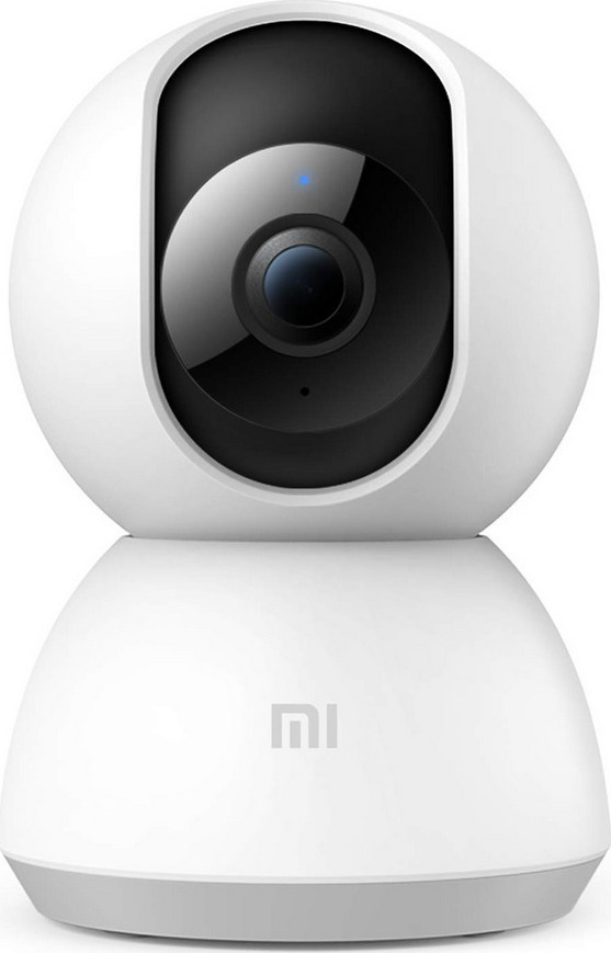 Xiaomi Home Security Camera Basic - Περιστρεφόμενη Kάμερα Ασφαλείας 360 - 1080P - White - 2 Έτη Εγγύηση (QDJ4058GL)