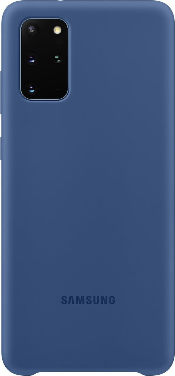 Official Samsung Θήκη Σιλικόνης Samsung Galaxy S20 Plus - Navy (EF-PG985TNEGEU)