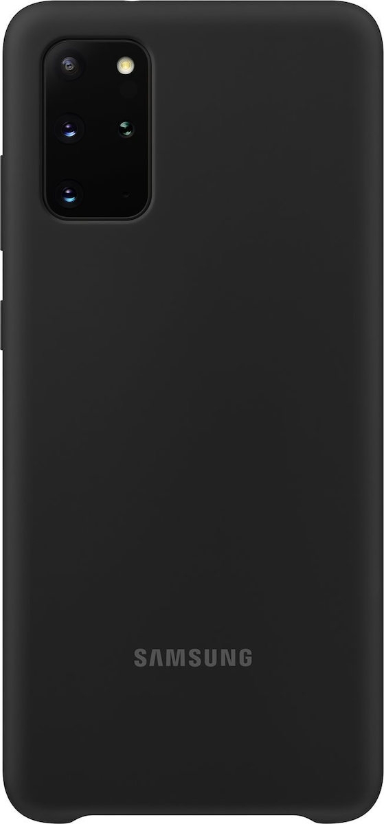 Official Samsung Θήκη Σιλικόνης Samsung Galaxy S20 Plus - Black (EF-PG985TBEGEU)