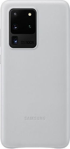 Official Samsung Θήκη Σιλικόνης Samsung Galaxy S20 Ultra - White (EF-PG988TWEGEU)