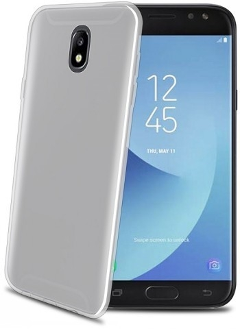 Celly Θήκη Σιλικόνης Samsung Galaxy J5 2017 - Transparent (GELSKIN665)