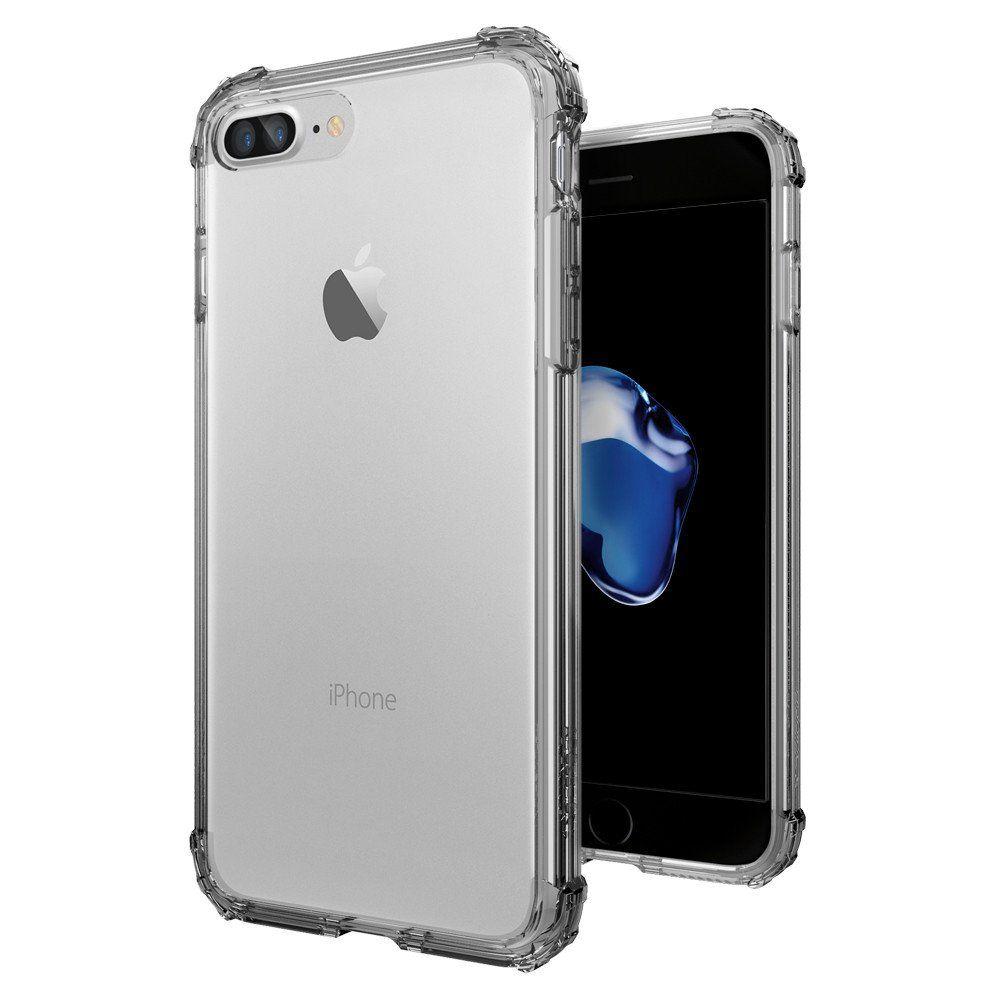Spigen Θήκη Crystal Shell iPhone 7 Plus - Dark Crystal (043CS20500) θήκες κινητών