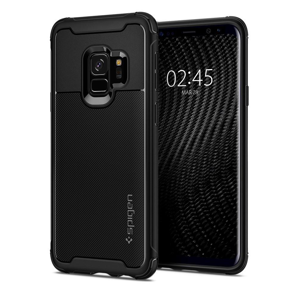 Spigen Θήκη Rugged Armor Urban Samsung Galaxy S9 - Black (592CS22875)