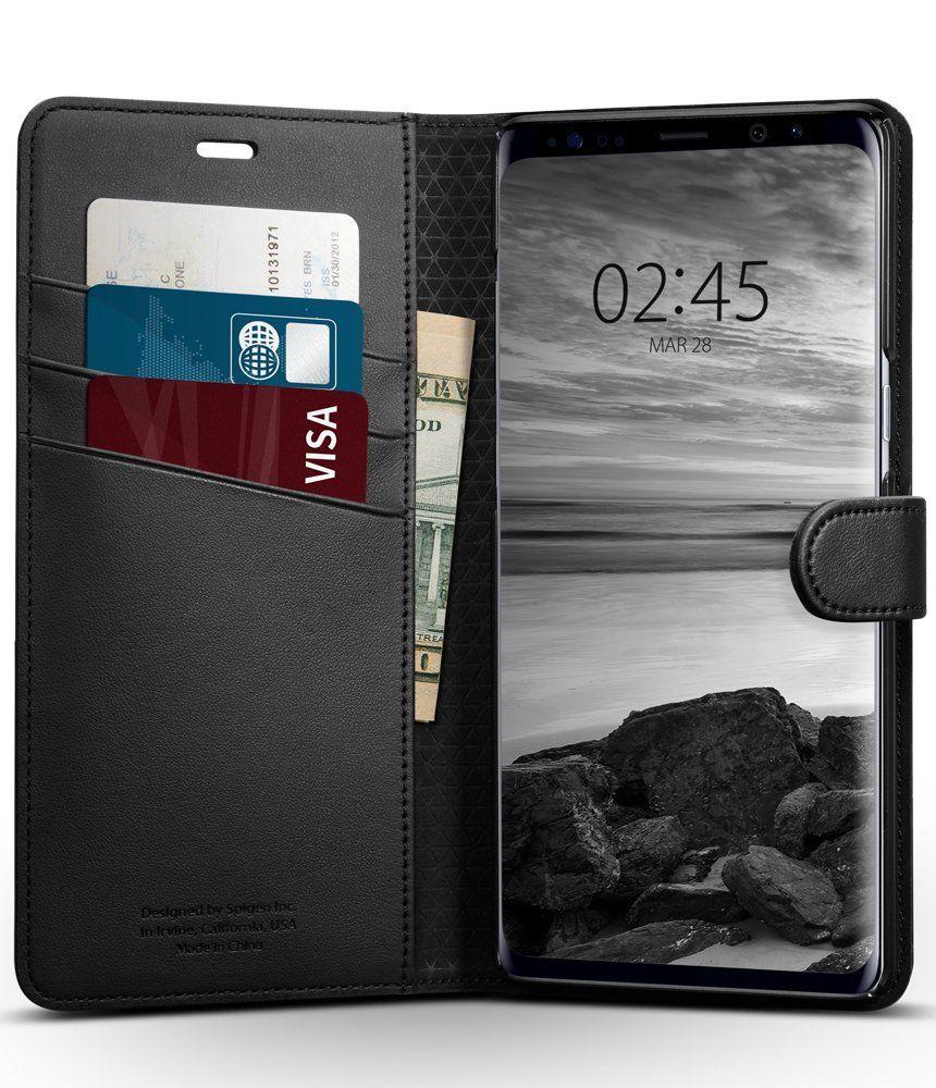 Spigen Θήκη - Πορτοφόλι S Samsung Galaxy Note 8 (587CS22095)