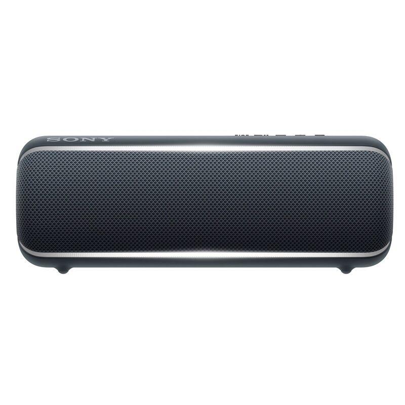Sony Ασύρματο Ηχείο Bluetooth SRSXB22B - Black (SRSXB22B.CE7)