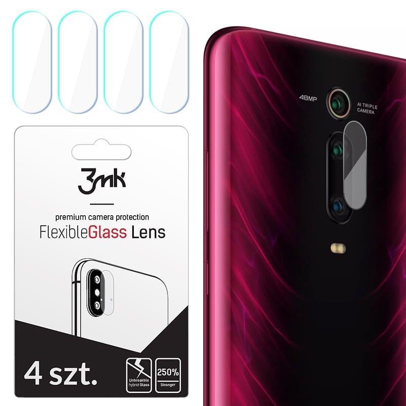 3MK Glass Camera Protector - Αντιχαρακτικό Προστατευτικό Γυαλί για Φακό Κάμερας Xiaomi Mi 9T/MI 9T Pro - 4 τεμάχια (54807)