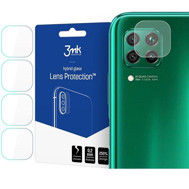 3MK Glass Camera Protector - Αντιχαρακτικό Προστατευτικό Γυαλί για Φακό Κάμερας Huawei P40 Lite - 4 τεμάχια (63856)