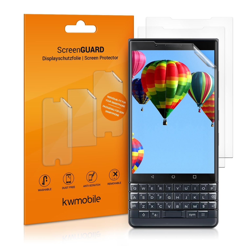 KW Μεμβράνη Προστασίας Οθόνης Blackberry KEY2 LE (Lite) - 3 Τεμάχια (48186.1)