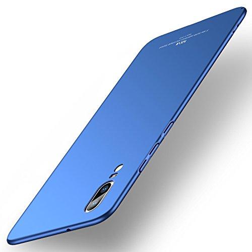 MSVII Super Slim Σκληρή Θήκη PC Huawei P20 Pro - Blue (J4-04)