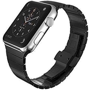 Ανταλλακτικό Λουράκι Apple Watch 5/4/3/2/1 (44/42mm) - OEM - Black (11934)