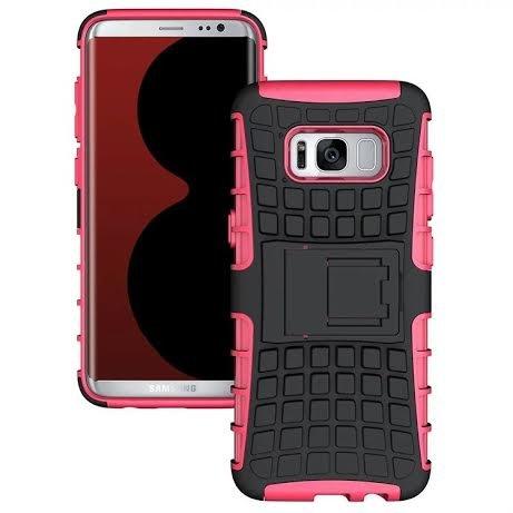 Ανθεκτική Θήκη Samsung Galaxy S8 Plus - Pink (11307) - OEM