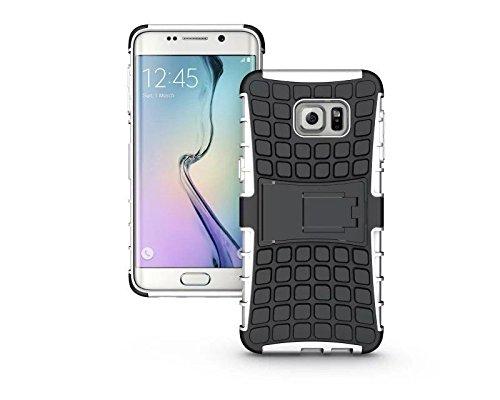 Ανθεκτική Θήκη Samsung Galaxy S6 Edge - Λευκό - OEM (10670)