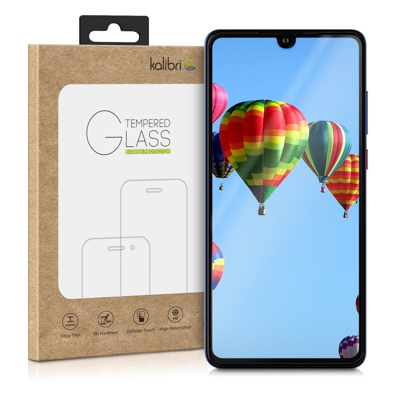 Kalibri Tempered Glass - Fullface Αντιχαρακτικό Γυαλί Οθόνης Huawei P30 - Black Frame (47409.01)