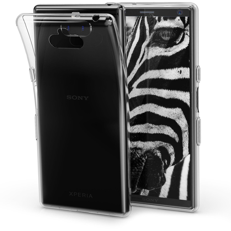 KW Διάφανη Θήκη Σιλικόνης Sony Xperia 10 - Transparent (47999.03)