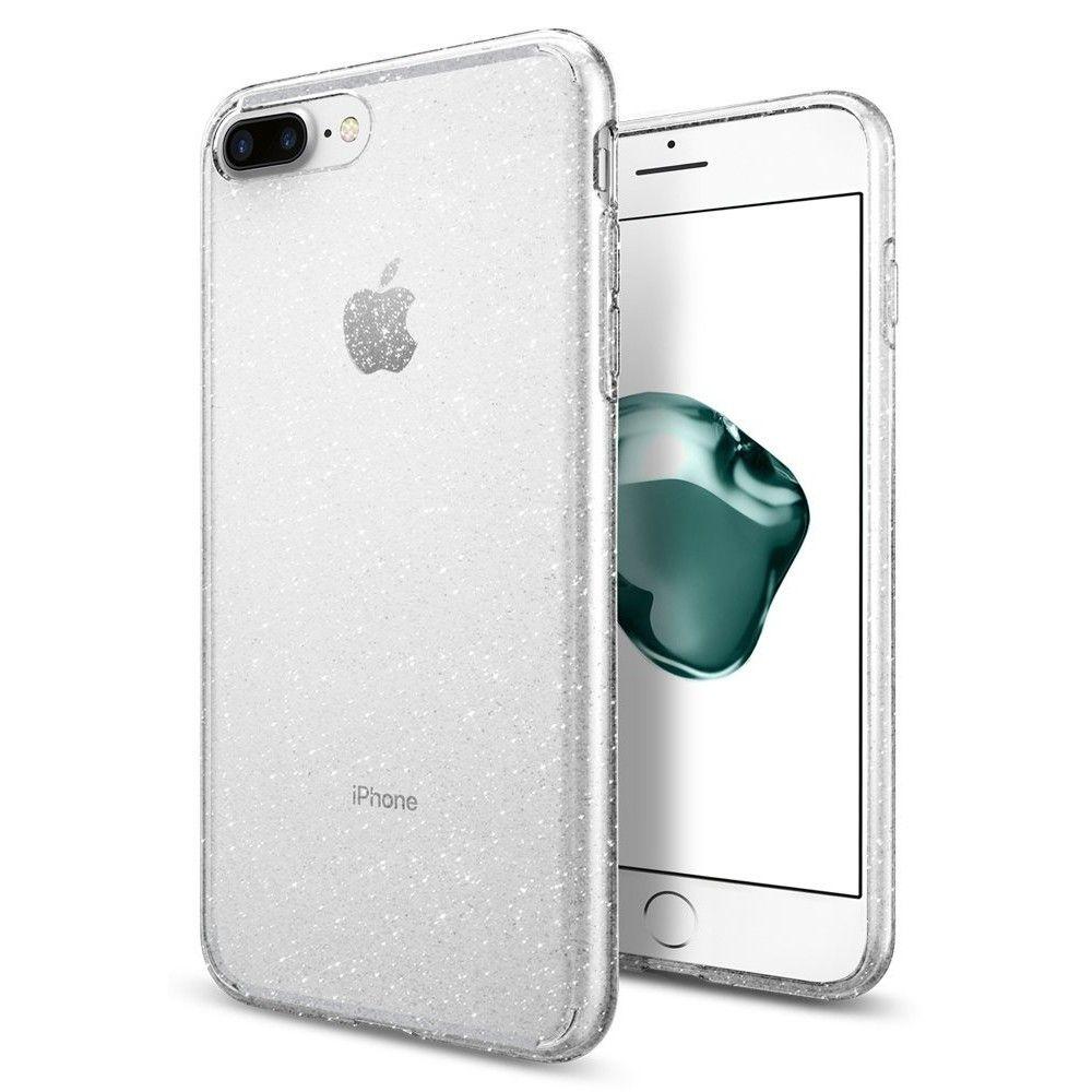 Spigen Θήκη Liquid Crystal iPhone 8 Plus / 7 Plus- Glitter Crystal (043CS21758)