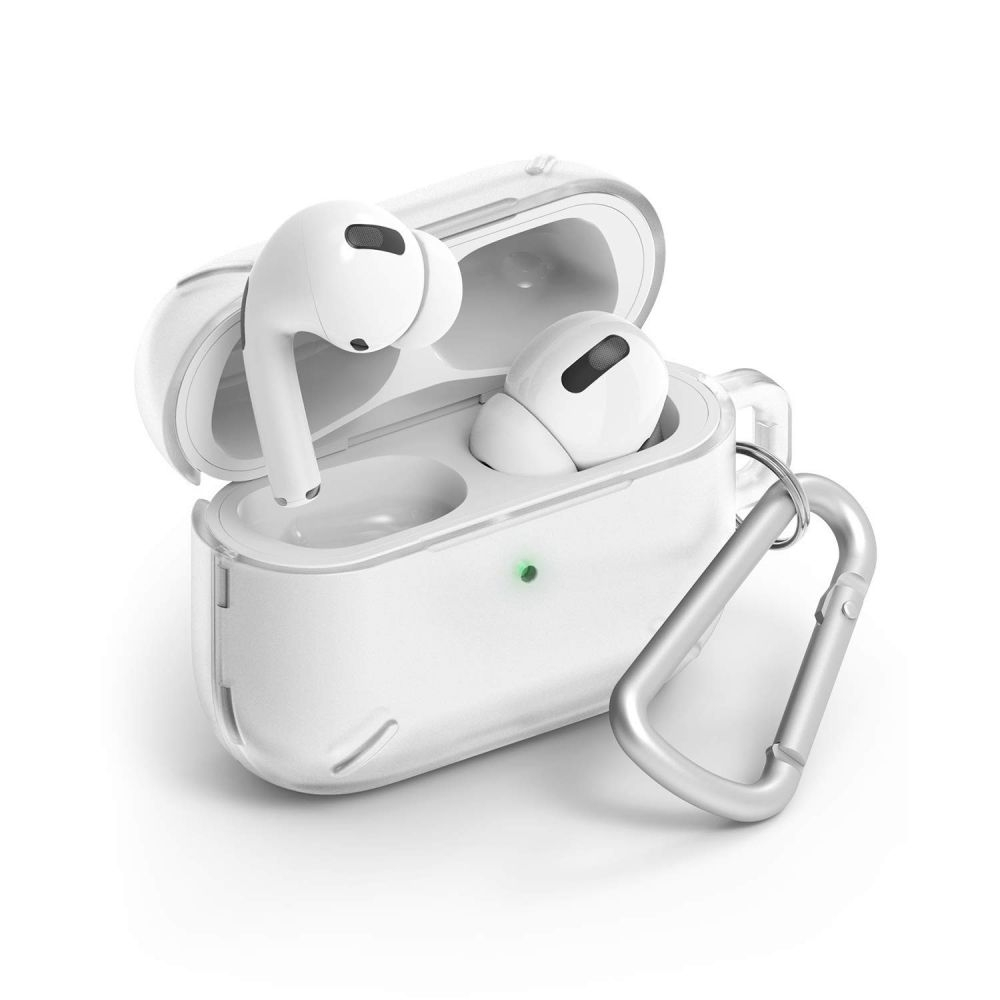 Ringke Σκληρή Θήκη Apple Airpods Pro - Clear Matte (61614)