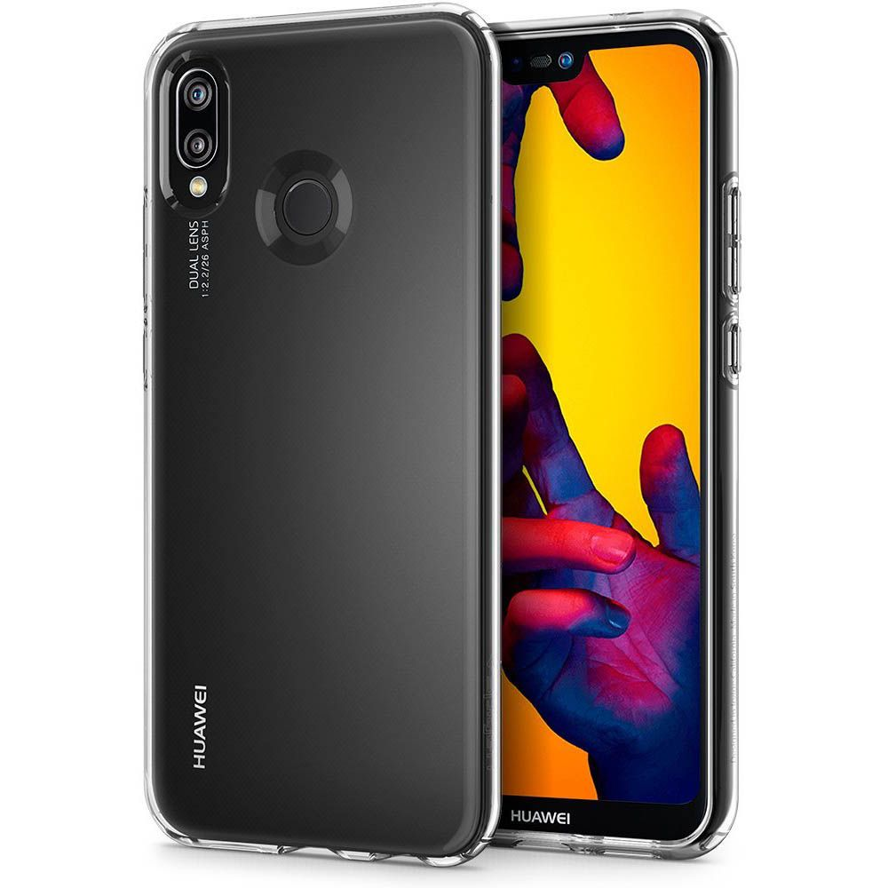Spigen Θήκη Liquid Crystal Huawei P20 Lite - Crystal Clear (L22CS23072)