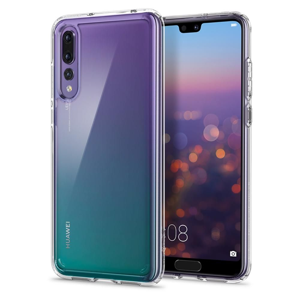 Spigen Ultra Hybrid Θήκη Huawei P20 Pro - Crystal Clear (L23CS23989)