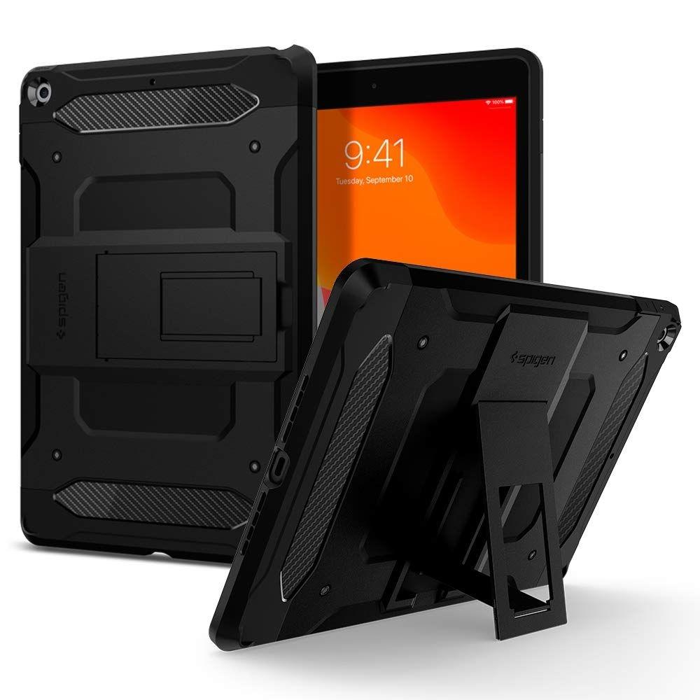 Spigen Θήκη Tough Armor Apple iPad 10.2'' 2019 - Black (ACS00377)