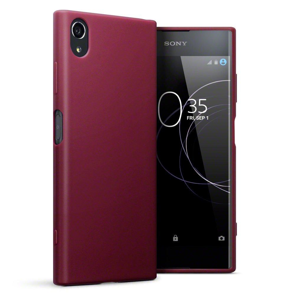 Terrapin Θήκη Σιλικόνης Sony Xperia XΑ1 Plus - Red Matte (118-005-417)