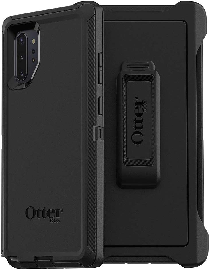 Otterbox Defender Ανθεκτική Θήκη Samsung Galaxy Note 10 Plus - Black (77-62312)