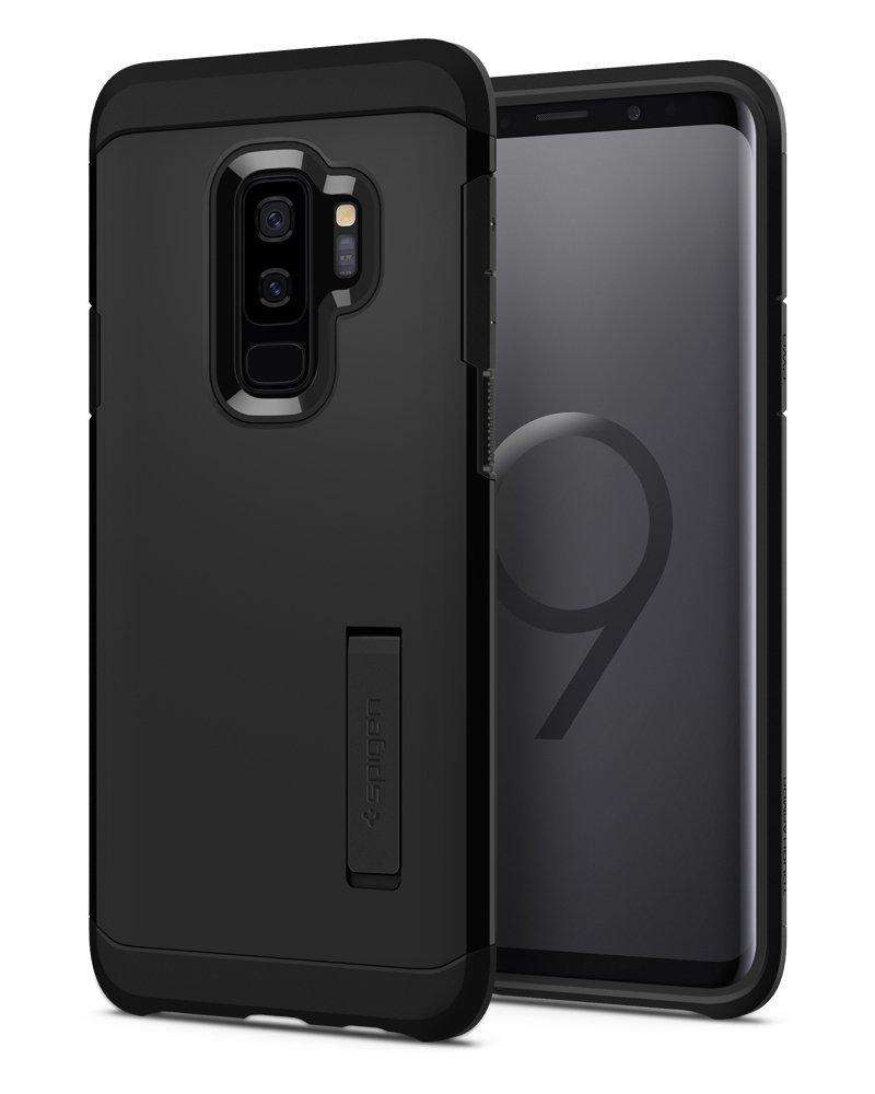 Spigen Θήκη Tough Armor Samsung Galaxy S9 Plus - Black (593CS22933)