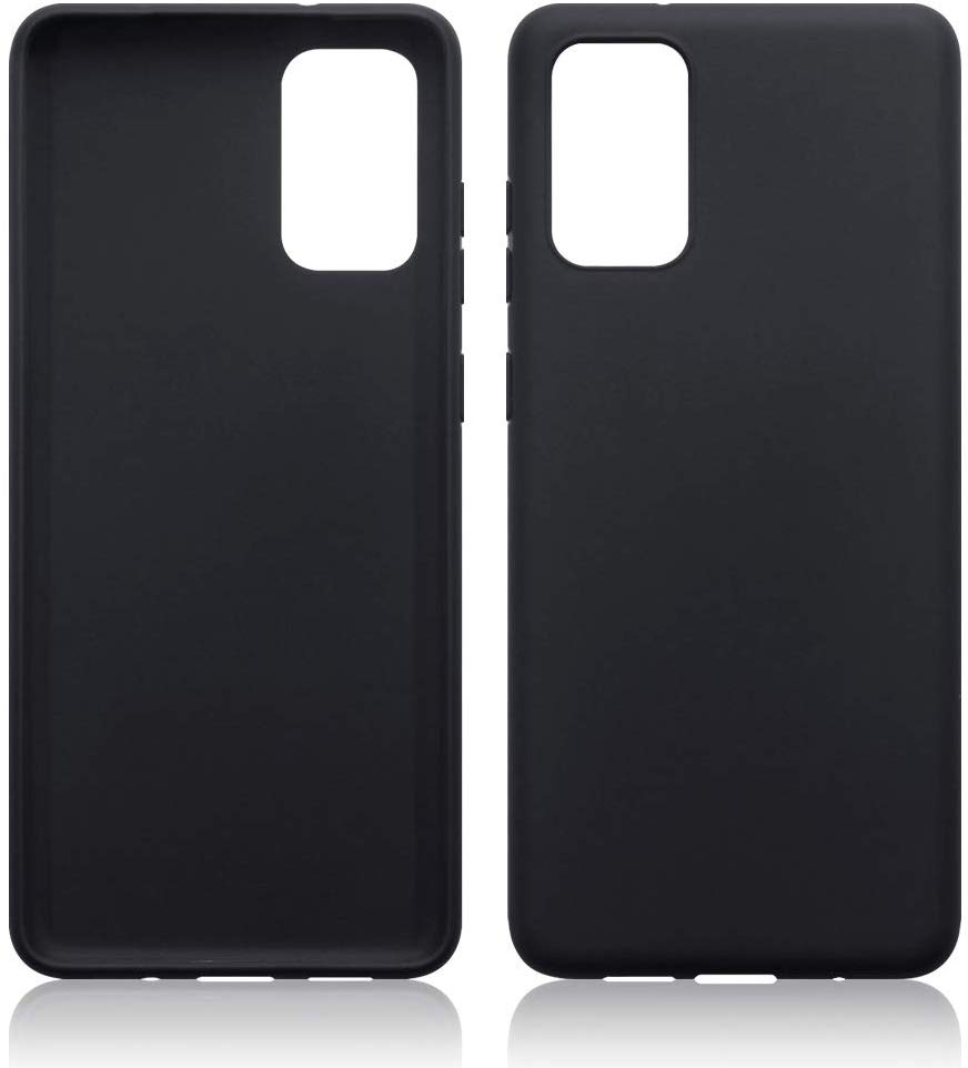 Terrapin Θήκη Σιλικόνης Samsung Galaxy S20 Plus - Black Matte (118-002-817)