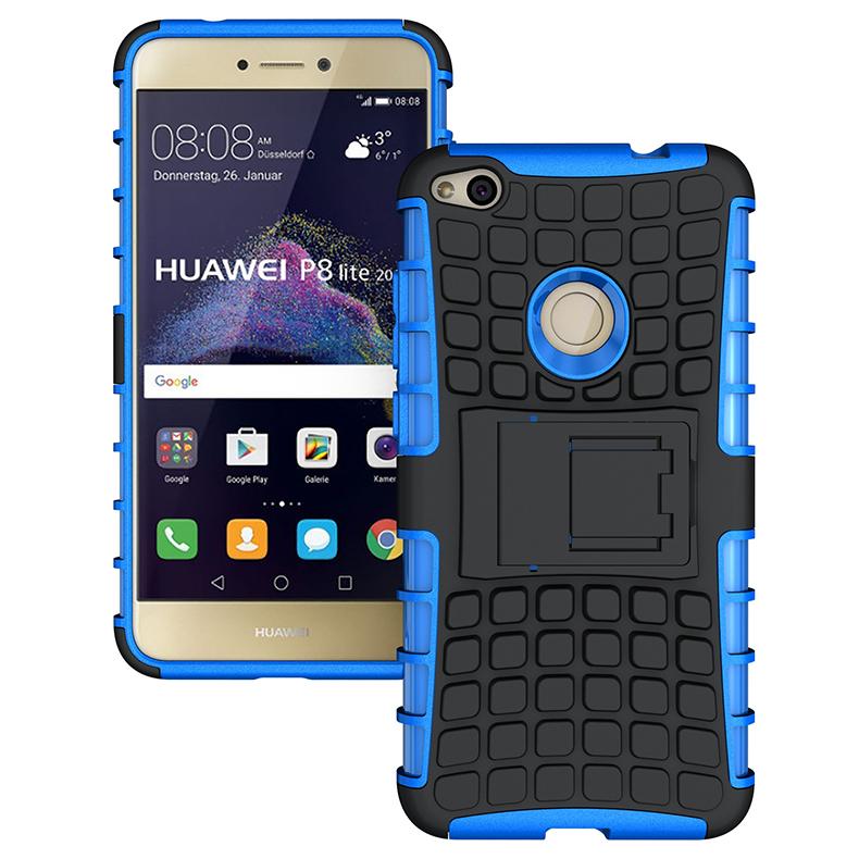 Ανθεκτική Θήκη Huawei P8 / P9 Lite 2017 - Blue (11314) - OEM