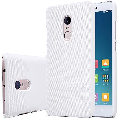 Nillkin Θήκη Super Frosted Xiaomi Redmi Note 4 - White + Screen Protector (10422)