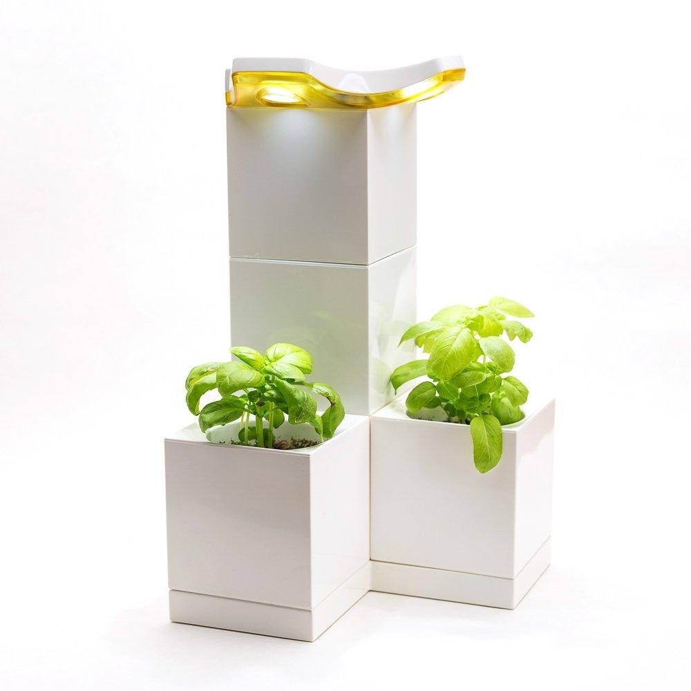 LeGrow Lamp Growing Pot - Γλαστράκι εσωτερικού χώρου με λάμπα (TG-L)