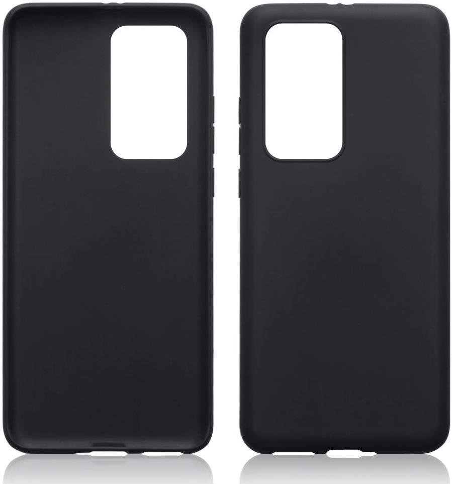 Terrapin Θήκη Σιλικόνης Huawei P40 Pro - Black Matte (118-083-221)