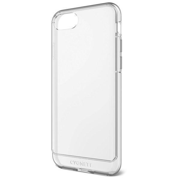 Cygnett Θήκη Aeroshield iPhone 8/7 - Crystal Clear (CY1974CPAEG)