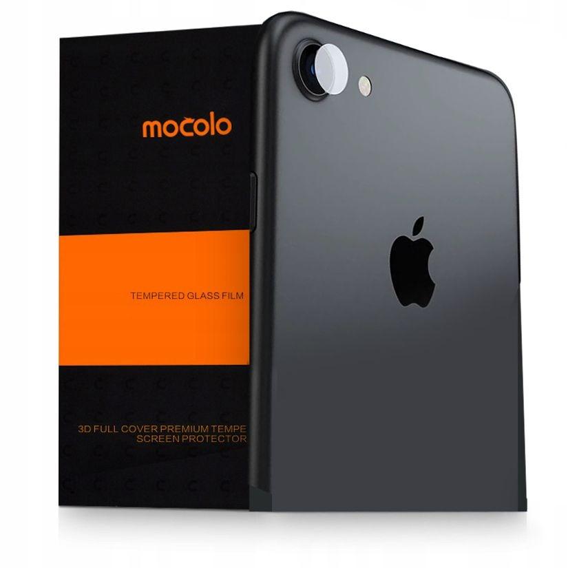 Mocolo TG+ Premium Glass Camera Protector - Αντιχαρακτικό Προστατευτικό Γυαλί για Φακό Κάμερας iPhone 7 / 8 (PG2895)