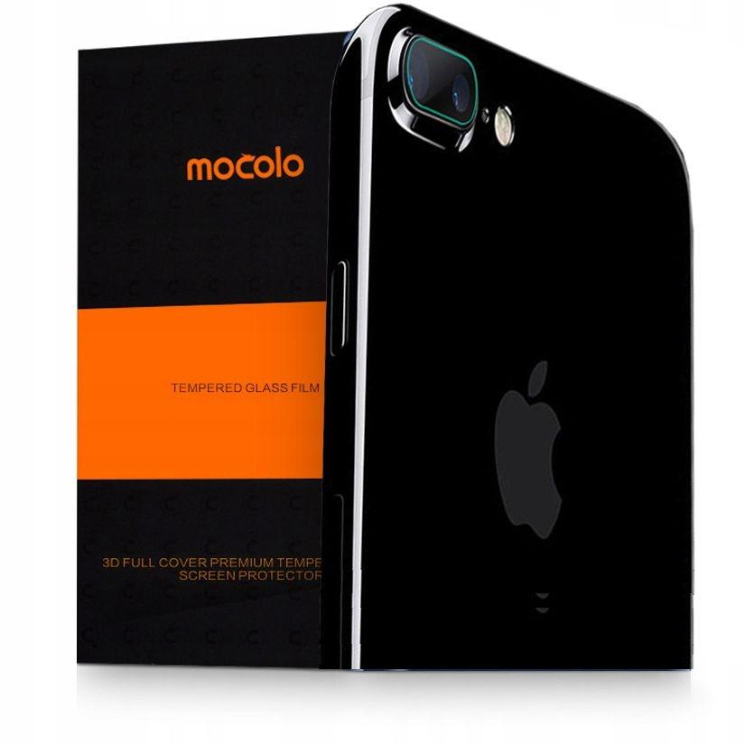 Mocolo TG+ Glass Camera Protector - Αντιχαρακτικό Προστατευτικό Γυαλί για Φακό Κάμερας iPhone 7 / 8 Plus (PG2896)