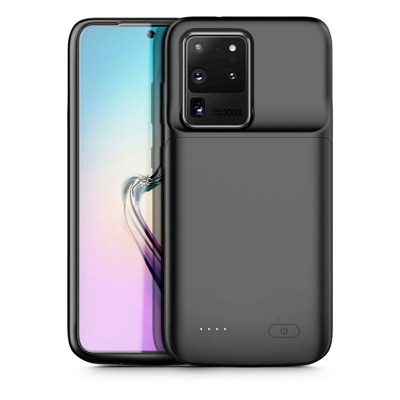 Tech-Protect Θήκη με Ενσωματωμένη Μπαταρία 6000mAh Samsung Galaxy S20 Ultra - Fast Charge - Black (64128)
