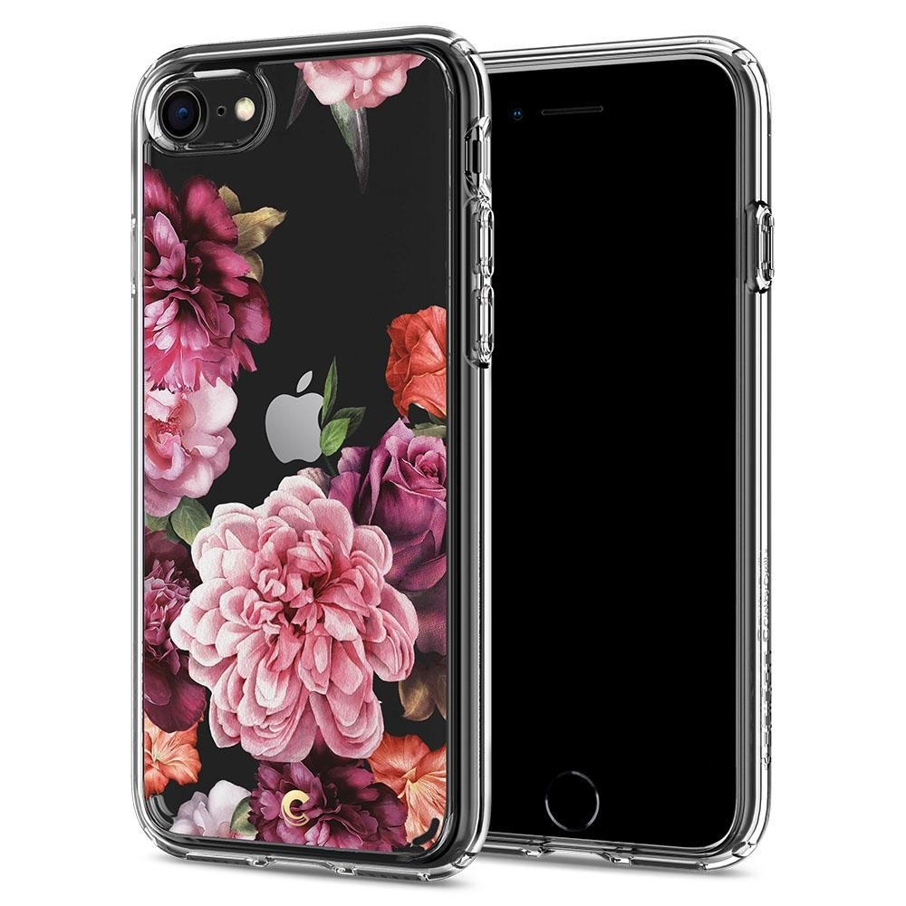 Spigen Θήκη Ciel iPhone SE 2020 / 7 / 8 - Rose Floral (054CS25271)