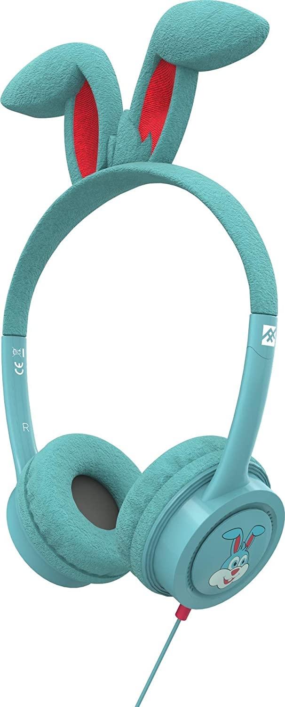iFrogz Little Rockerz Costume Headphones -  Ακουστικά Κεφαλής για παιδιά - Bunny (304101846)