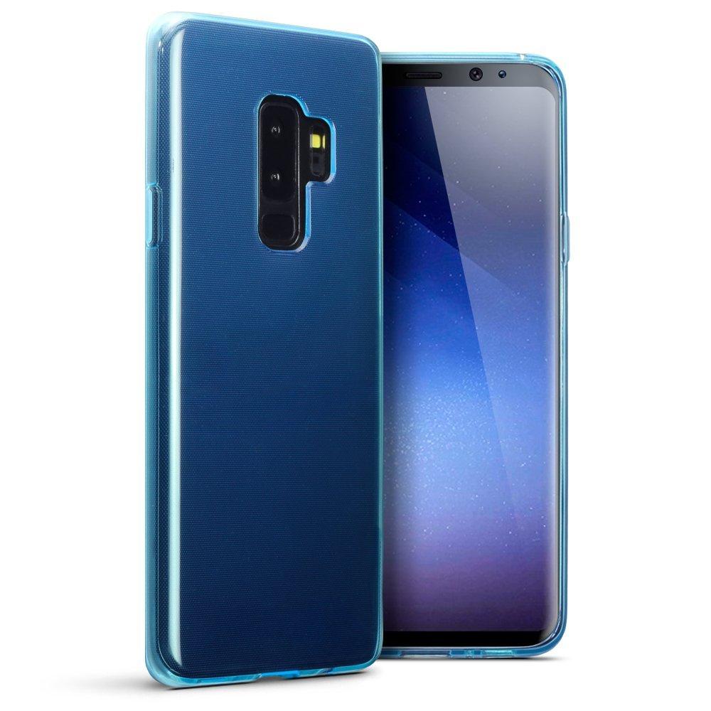 Terrapin Hμιδιάφανη Θήκη Σιλικόνης Samsung Galaxy S9 Plus - Blue (118-002-679)