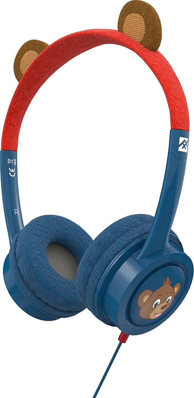 iFrogz Little Rockerz Costume Headphones -  Ακουστικά Κεφαλής για παιδιά - Bear (304101845)